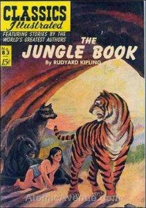 Classics Illustrated (Gilberton) #83 VG; Gilberton   low grade comic - save on s