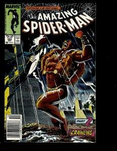 12 Marvel Comics Spider-Man #293 294 295 297 '88 Spider-Woman #33 36 +MORE J409