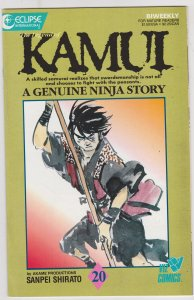 Legend of Kamui #20