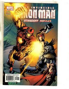 12 Iron Man Marvel Comics #409 410 (2) 411 413 414 415 416 417 418 419 420 MF21
