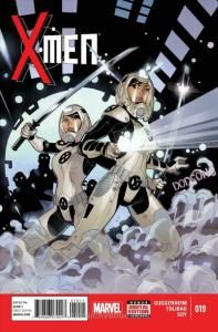 X-Men (4th Series) #19 VF; Marvel   save on shipping - details inside