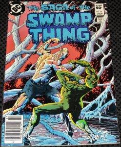 The Saga of Swamp Thing #15 (1983)