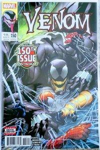 Venom #150 Marvel 2017 NM Variant Sandoval - Color & Black