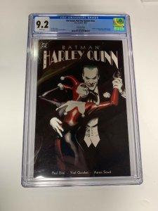 Batman: Harley Quinn #nn CGC graded 9.2 2nd Second Print
