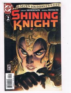 Shining Knight #2 NM DC Comics Comic Book Morrison July 2005 DE43 TW14
