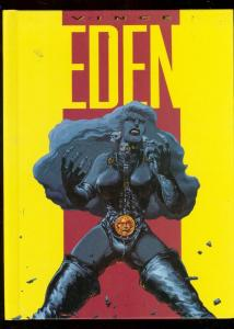 EDEN HARDCOVER 1994-VINCE-HEAVY METAL-ISBN: 0878162674 VF/NM