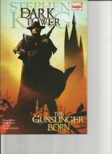 The Dark Tower #1 & #1A (Joe Quesada Variant)