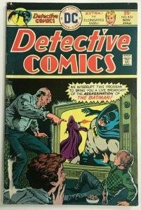 DETECTIVE COMICS#453 VG 1975 DC BRONZE AGE COMICS