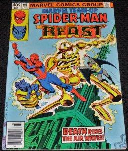 Marvel Team-Up #90 (1980)