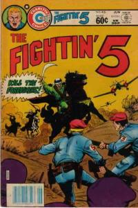 Fightin' 5 #46 FN; Charlton | save on shipping - details inside