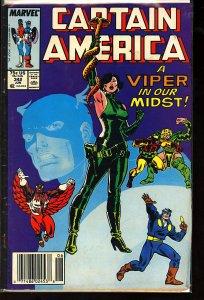 Captain America #342 (1988)