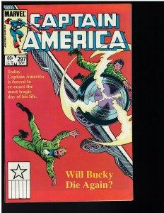 Captain America #297 (Marvel, 1984)