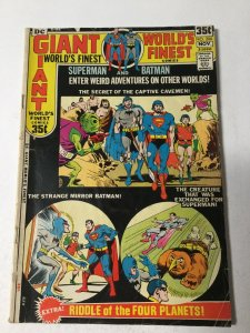 World's Finest Comics 206 Vg- Very Good- 7.5 Dc