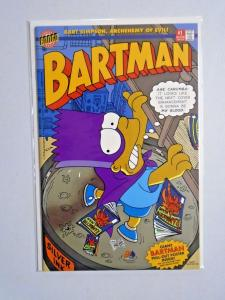 Bartman (1993) #1, Newsstand Edition, 8.0/VF Foil Cover | No Poster - 1993