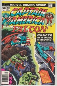 Captain America #202 (Oct-76) NM- High-Grade Captain America