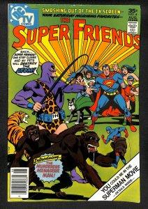 Super Friends #6 (1977)