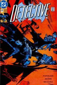 Detective Comics (1937 series) #631, NM- (Stock photo)