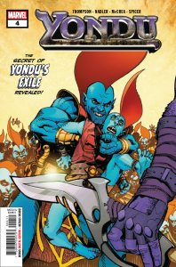 Yondu #4 (Marvel, 2020) NM