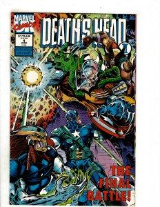 Death's Head II (UK) #4 (1992) OF26