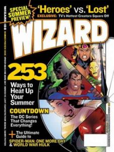 Wizard Magazine #188, NM (Stock photo)