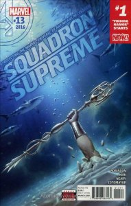 Squadron Supreme (4th Series) #13 VF/NM; Marvel | save on shipping - details ins