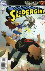 SUPERGIRL (2005 DC) #51 NM- A92671