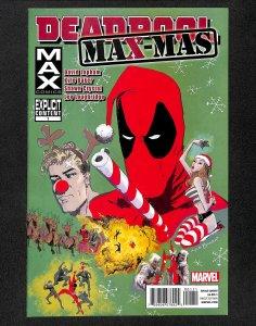 Deadpool MAX X-Mas Special (JP) #1 (2012)