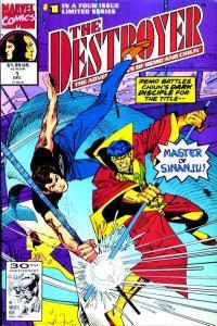 Destroyer (Dec 1991 series) #1, NM (Stock photo)