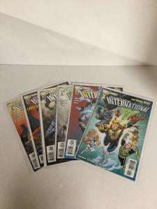 Justice League International 1-6 Lot Set Run Nm Near Mint DC Comics New 52