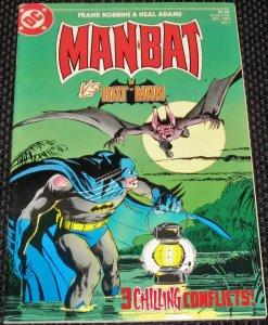 Man-Bat vs. Batman #1 (1984)