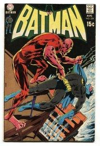 Batman #224 comic book-Neal Adams- Joe Kubert- 1970 VG/FN