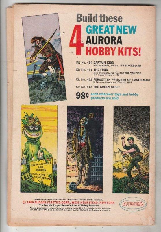 Adventure Comics #350 (Nov-66) VG/FN Mid-Grade Legion of Super-Heroes, Superboy