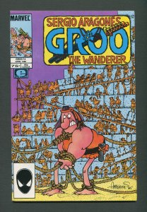 Groo The Wanderer #14  / 9.6 NM+  /  April 1986