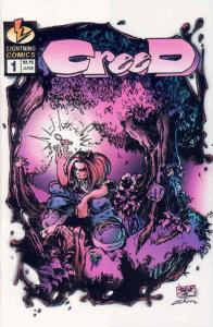 CreeD (1st Series) TPB #1 VF/NM; Hall of Heroes | save on shipping - details ins