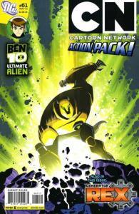 Cartoon Network Action Pack #61 VF; DC | save on shipping - details inside
