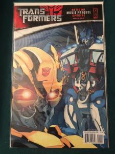 Transformers Official Movie Prequel Special cover A