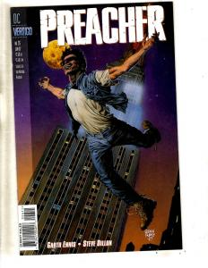Lot Of 5 Preacher DC Vertigo Comic Books # 25 26 27 28 29 Dillon Ennis AMC CR16