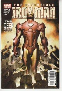 Iron Man #82 (2004)