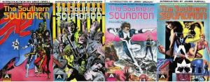 SOUTHERN SQUADRON (1990 AI) 1-4  COMPLETE!