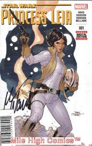 PRINCESS LEIA (STAR WARS) (2015 Series) #1 DFE ALT CV Near Mint Comics Book