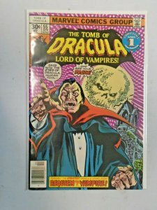 Tomb of Dracula #55 Requiem for a Vampire! 6.0 FN (1977)