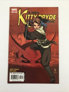 X-Men: Kitty Pride- Shadow And Flame #3