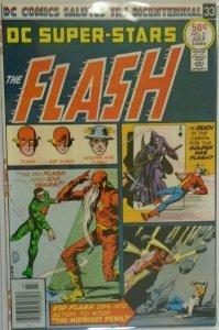 DC Super stars #5 - 6.0 FN - 1976