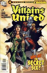 Villains United #2, NM (Stock photo)