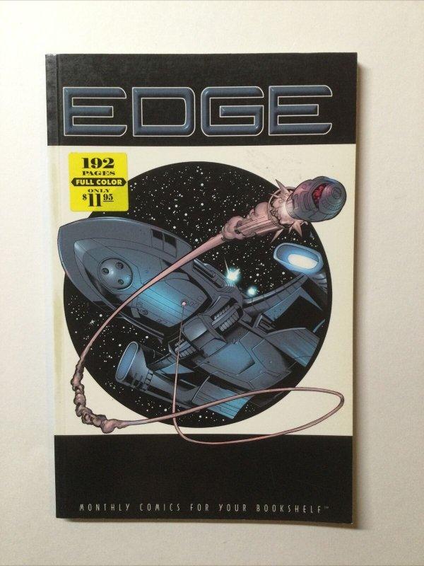 Edge 8 Tpb Near Mint- Nm- 9.2 Softcover Sc Crossgen