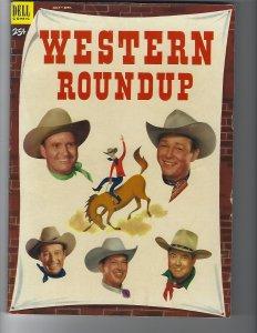 Western Roundup 3