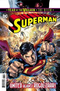 Superman (2018 series) #13, NM + (Stock photo)