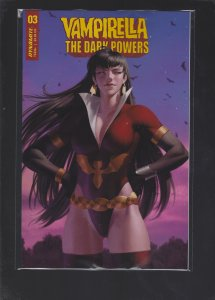 Vampirella Dark Powers #3 Cover D