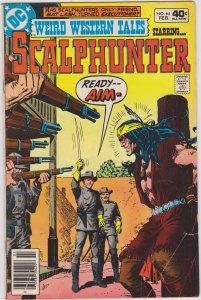Weird Western Tales #64