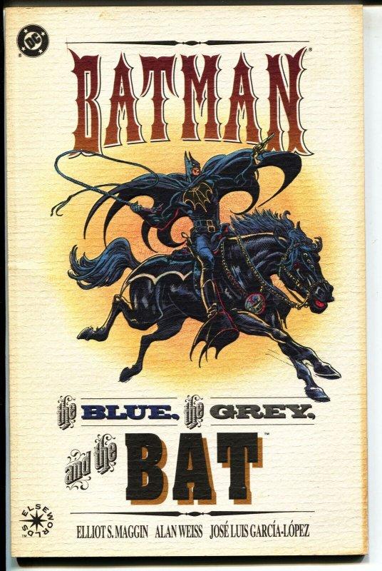 Batman: the Blue, the Grey, and the Bat-Elliot S. Maggin